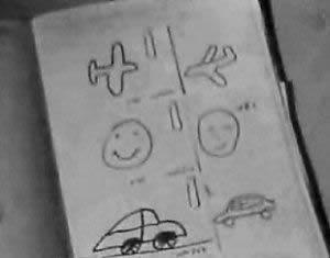 dibujos de geller