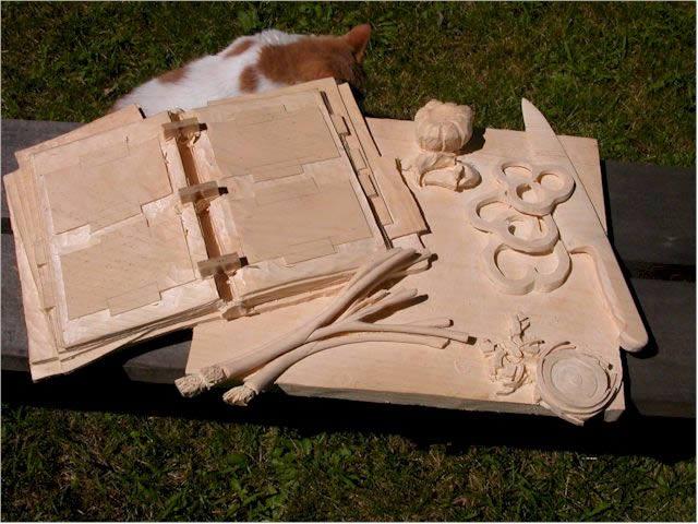 Esculturas Madera Randall Rosenthal (17)