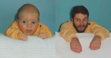 fotos infancia hermanos Luxtor (6)