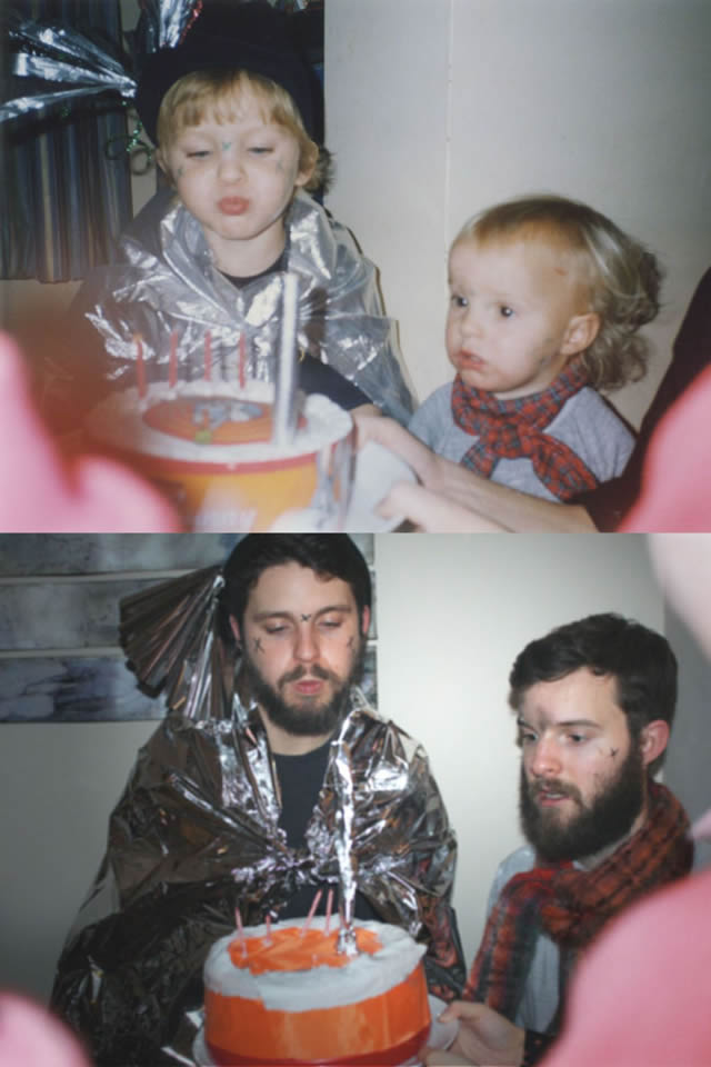 fotos infancia hermanos Luxtor (9)