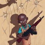 Impactantes ilustraciones críticas de la sociedad por Luis Quiles