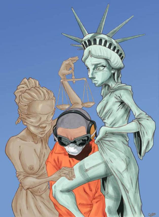 ilustraciones críticas de la sociedad (4)
