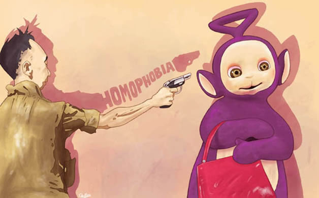 ilustraciones críticas de la sociedad (11)