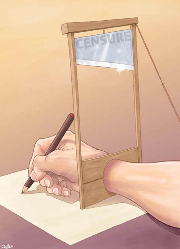 ilustraciones críticas de la sociedad (18)