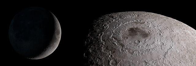 supercicie lunar