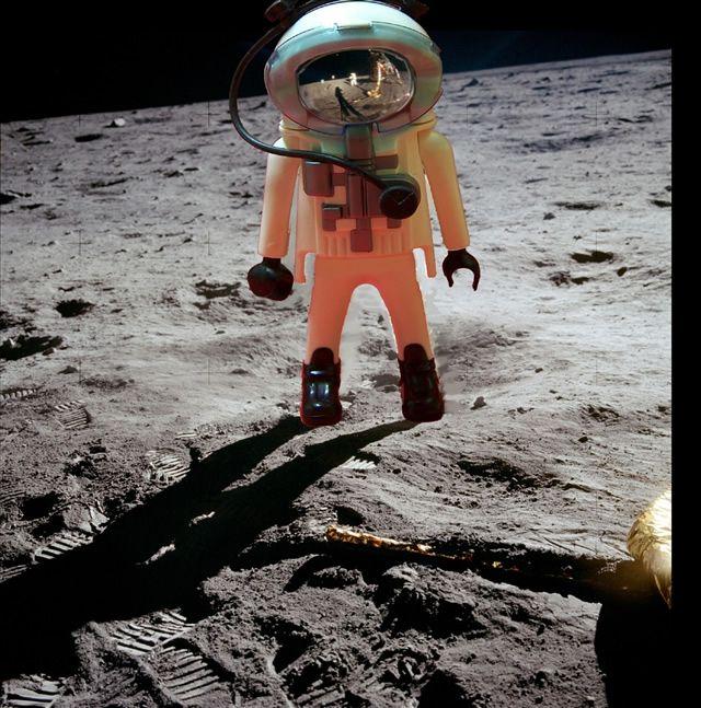 Astronauta fake