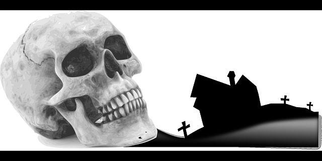 craneo muerte