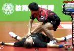 Chuang Chih-Yuan vs Jean-Michel Saive