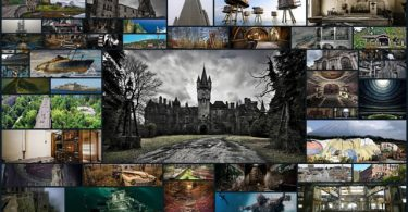 Sitios abandonados en la Tierra