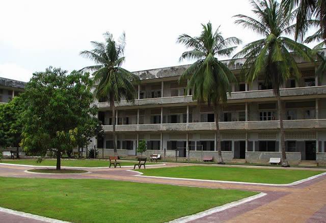 Museo del Genocidio Tuol Sleng