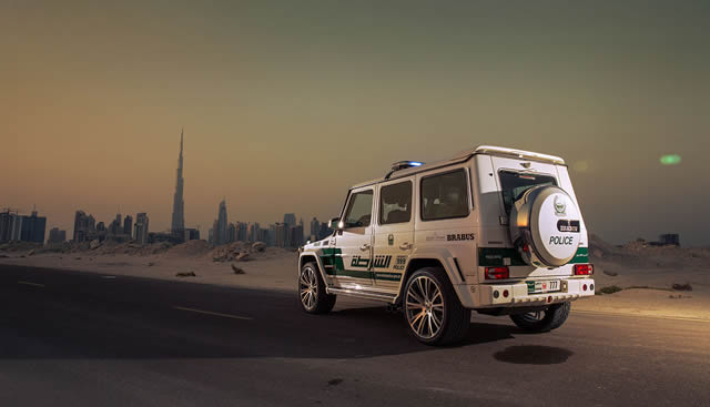 superautos patrulla en Dubái (8)