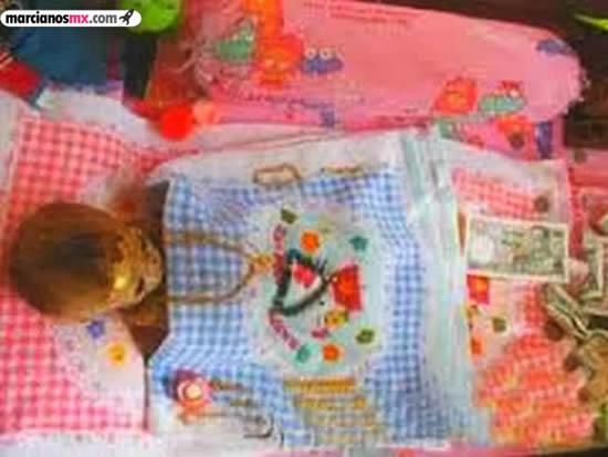Momia de un niño se converva en casa de sus padres (4)