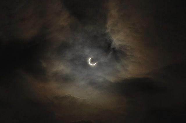 Eclipse solar total