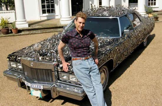 "Cadillac 1976 ""efecto Geller."""