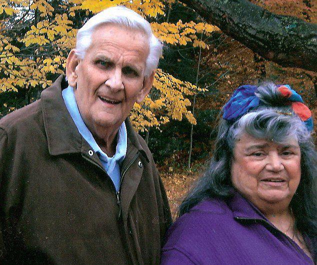 Florence Hale y Ed Hale (1)