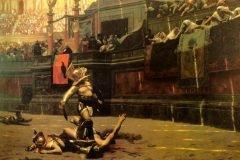 Gladiadores de la Antigua Roma(2)