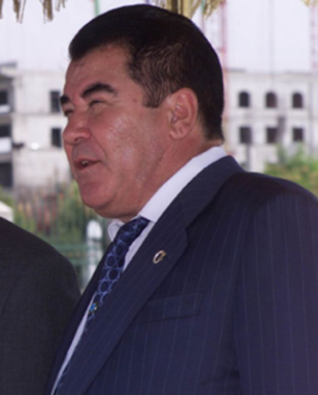Saparmurat Niyazov