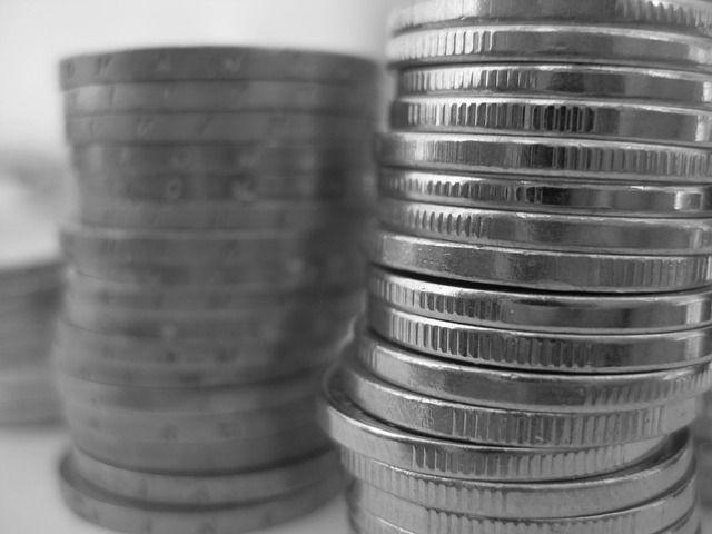 plata monedas