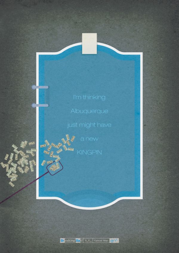 Posters Breaking Bad (3)