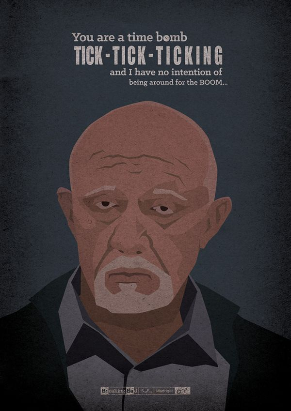 Posters Breaking Bad (21)