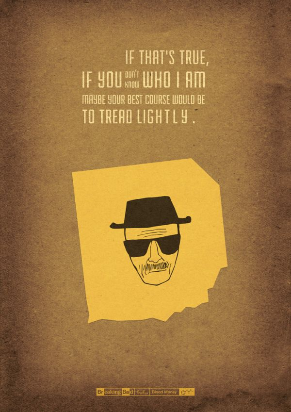 Posters Breaking Bad (14)