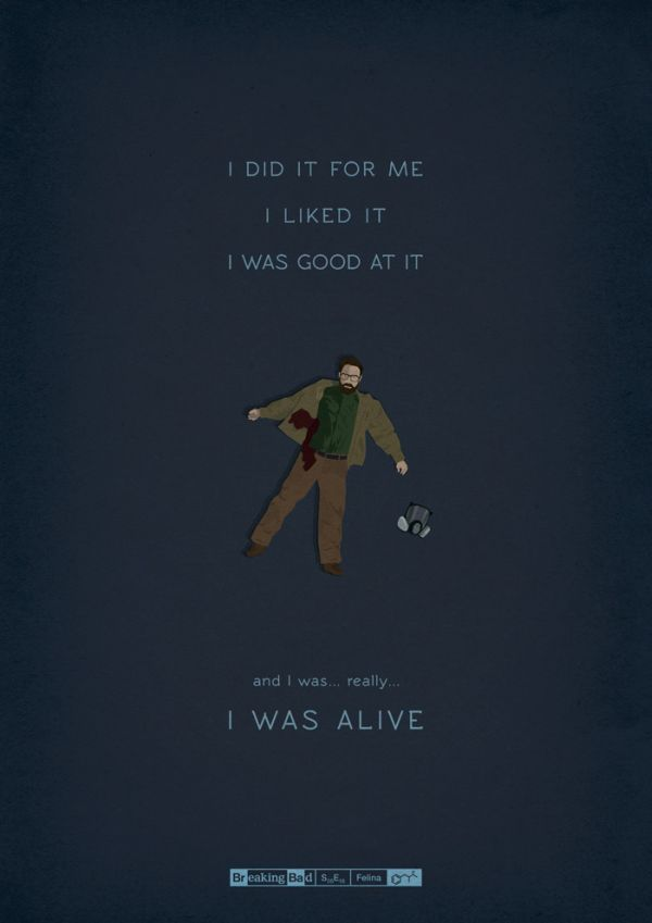Posters Breaking Bad (7)