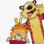 Calvin y Hobbes – El mundo adulto en la imaginación de un niño