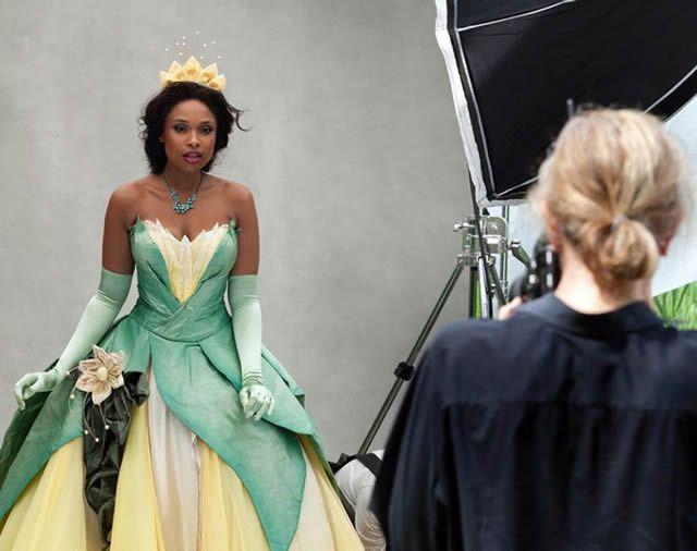 Celebridades Disney por Annie Leibovitz (1)