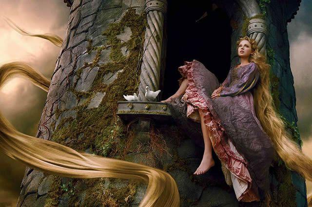 Celebridades Disney por Annie Leibovitz (22)