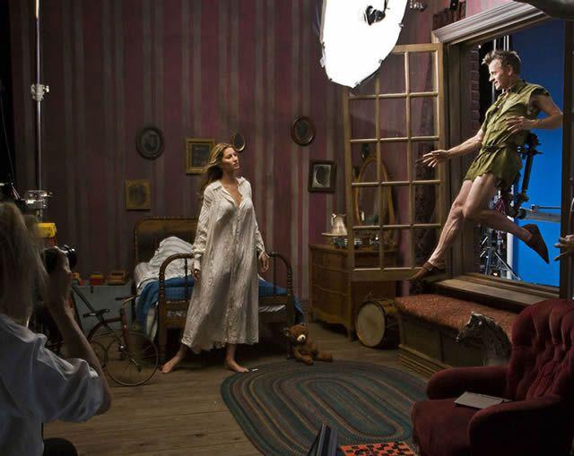 Celebridades Disney por Annie Leibovitz (17)