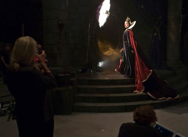Celebridades Disney por Annie Leibovitz (8)