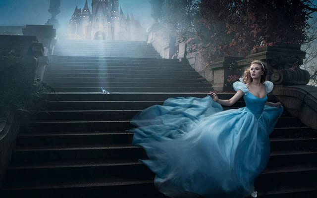 Celebridades Disney por Annie Leibovitz (9)