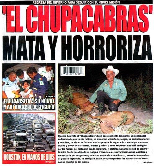 Leyenda del Chupacabras (2)