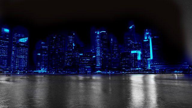 ciudad sin luz