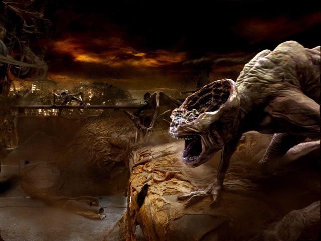 infierno bestia