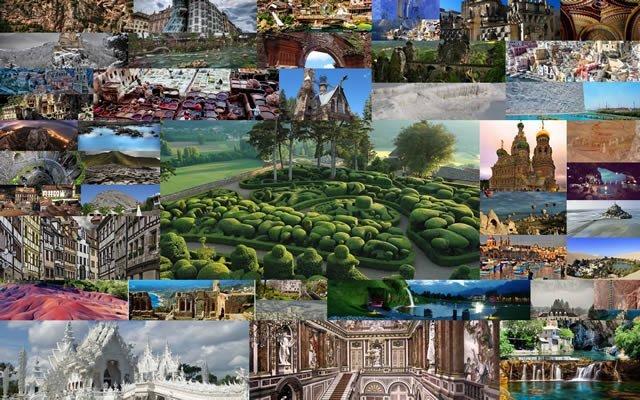 Maravillosos lugares subestimados como destinos turísticos