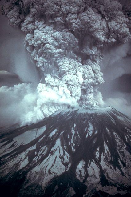 explosión Monte Santa Elena