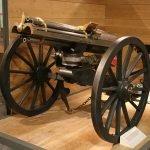 Ametralladora Gatling, máximo poder de fuego