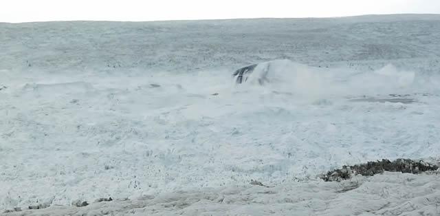 glaciar Ilulissat