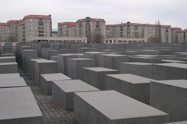 homenaje holocausto Berlín