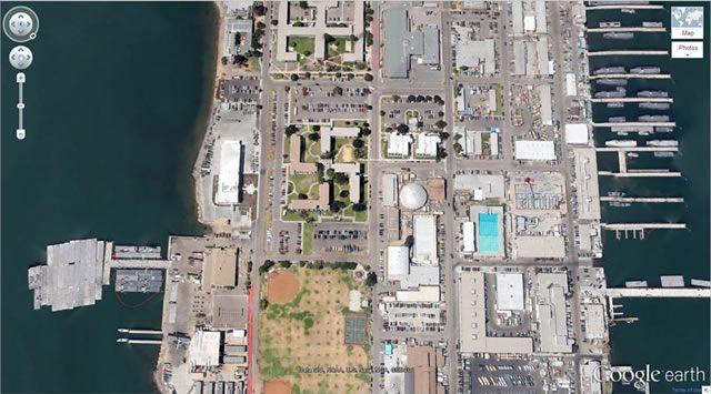 50 descubrimientos sorprendentes en Google Earth 03