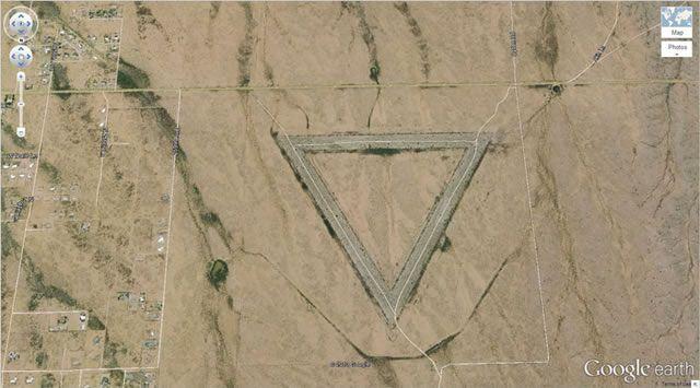 50 descubrimientos sorprendentes en Google Earth 05