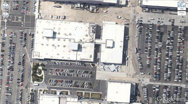 50 descubrimientos sorprendentes en Google Earth 08