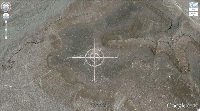 50 descubrimientos sorprendentes en Google Earth 13