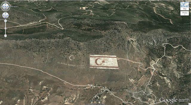 50 descubrimientos sorprendentes en Google Earth 17