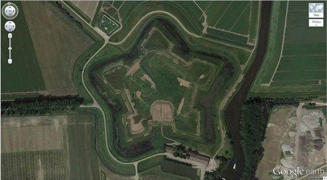 50 descubrimientos sorprendentes en Google Earth 18