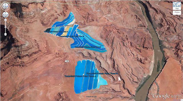 50 descubrimientos sorprendentes en Google Earth 19