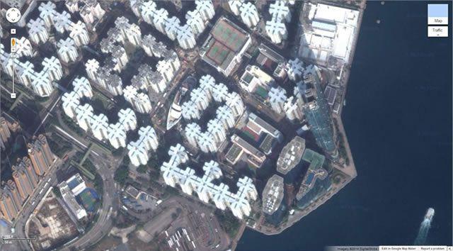 50 descubrimientos sorprendentes en Google Earth 21