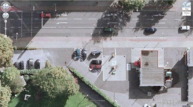 50 descubrimientos sorprendentes en Google Earth 26