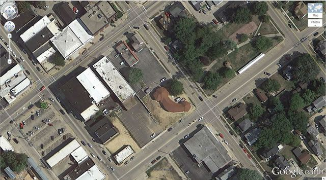 50 descubrimientos sorprendentes en Google Earth 30